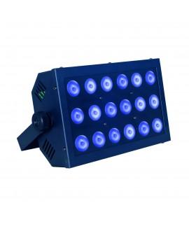 Power lighting UV PANEL 18 X 3 W
